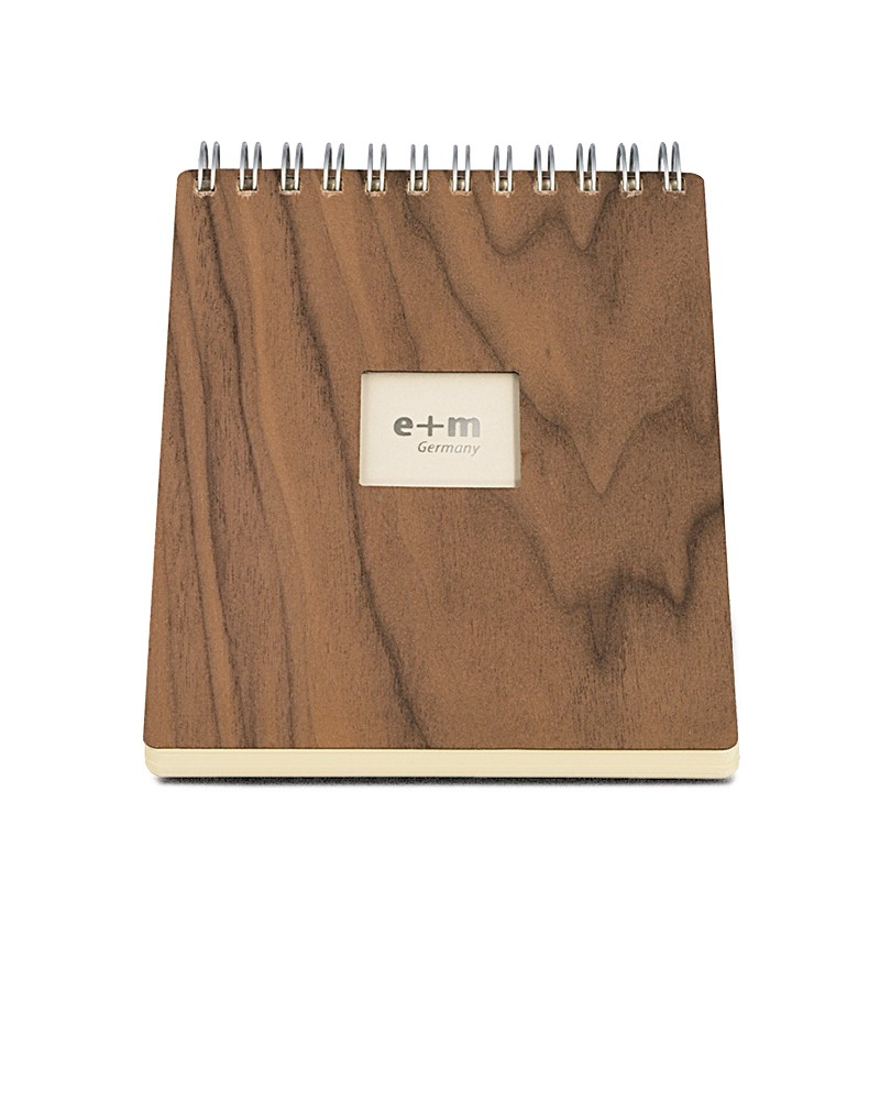 Notizbuch Wood-Memo 0